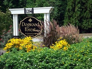 Dogwood Fayette Sign