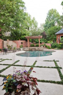 Country Club Makeover Classic Landscapes