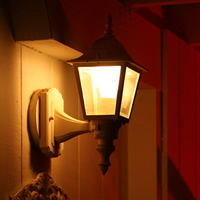 landscape lighting porch light