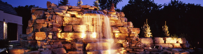 landscape lighting accent lights